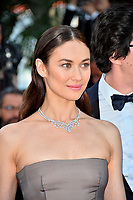 Olga Kurylenko at the closing gala screening for &quot;The Man Who Killed Don Quixote&quot; at the 71st Festival de Cannes, Cannes, France 19 May 2018<br /> Picture: Paul Smith/Featureflash/SilverHub 0208 004 5359 sales@silverhubmedia.com