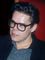 David Johansen (Buster Poindexter) 1989<br /> Photo By John Barrett/PHOTOlink.net /MediaPunch