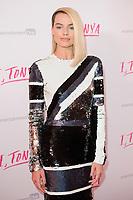 "Margot Robbie at the ""I, Tonya"" premiere at the Curzon Mayfair, London, UK. <br /> 15 February  2018<br /> Picture: Steve Vas/Featureflash/SilverHub 0208 004 5359 sales@silverhubmedia.com"
