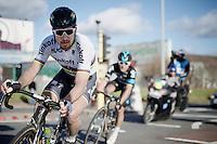 Peter Sagan (SVK/Tinkoff) leading the way<br /> <br /> E3 - Harelbeke 2016