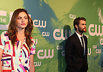 - The CW Upfront - Red Carpet Arrivals on May 19, 2016 at t he London Hotel, New York City, New York. (Photo by Sue Coflin/Max Photos)