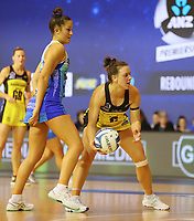 Claire Kersten in action during the ANZ Championship netball match between Northern Mystics and Central Pulse at the Auckland Netball Centre in Auckland, New Zealand on Saturday 18 July 2020. Photo: Simon Watts / bwmedia.co.nz