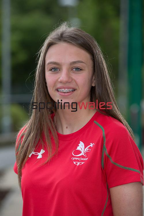 Team Wales Junior Commonwealth Games Samoa 2015.<br /> Rebecca Sutton<br /> 11.07.15<br /> ©Steve Pope - SPORTINGWALES