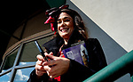 November 3, 2018 : A woman wears a fancy fascinator on Breeders Cup World Championships Saturday at Churchill Downs on November 3, 2018 in Louisville, Kentucky. Scott Serio/Eclipse Sportswire/CSM