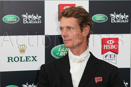05.09.2010 William Fox- Pitt runner up in The Land Rover Burghley Horse Trials.
