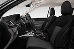 Front seat view of 2016 Mitsubishi L 200 Intense 4 Door Pickup Front Seat  car photos