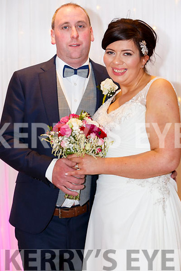 Healy/Gorman wedding in the Ballyroe Heights Hotel on Friday last.