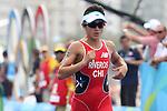 Rio 2016 Team Chile Triatlón Bárbara Riveros