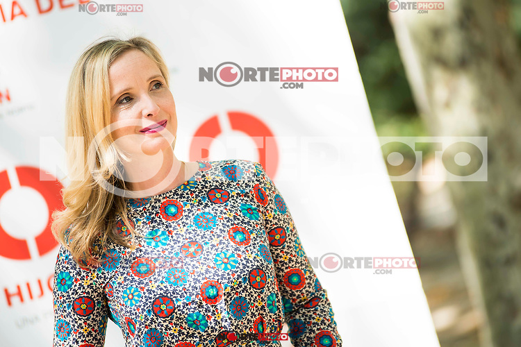 French director and actress Julie Delpy during the presentation of his last film Lolo in Madrid. July 11, 2016. (ALTERPHOTOS/BorjaB.Hojas) /NortePhoto.com