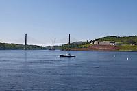 Various Maine sceneries