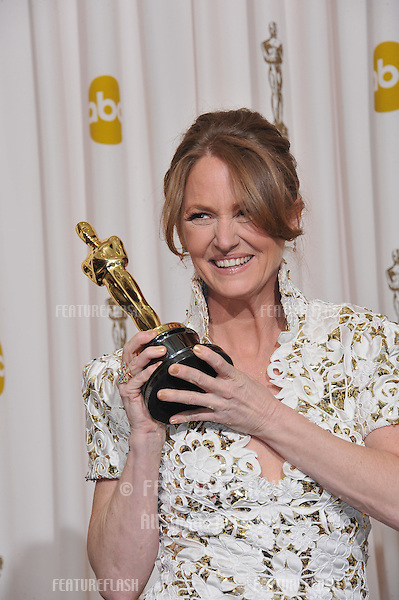 Melissa Leo at the 83rd Academy Awards at the Kodak Theatre, Hollywood..February 27, 2011  Los Angeles, CA.Picture: Paul Smith / Featureflash.