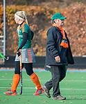 TILBURG  - hockey-  manager/ verzorger/ etc. , Gerard Opstelten, tijdens de wedstrijd Were Di-MOP (1-1) in de promotieklasse hockey dames. COPYRIGHT KOEN SUYK
