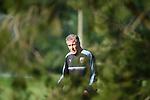 20170929/ Nicolas Celaya - adhocFOTOS/ URUGUAY/ CANELONES/ COMPLEJO CELESTE/ Entrenamiento de la seleccion de futbol en el Complejo Uruguay Celeste. <br /> En la foto: Oscar Washington Tabarez durante un entrenamiento de la seleccion de futbol en el Complejo Uruguay Celeste.  Foto: Nicol&aacute;s Celaya /adhocFOTOS