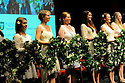 Newcomb Institute's Under the Oaks 2013 graduation ceremony..