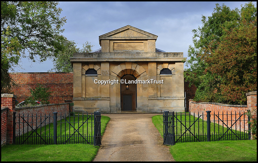 BNPS.co.uk (01202 558833)<br /> Pic: LandmarkTrust/BNPS<br /> <br /> House of Correction, in, Lincoinshire. <br /> <br /> Fully booked...Holidays less ordinary spark a booking frenzy in Brits.<br /> <br /> A charity which rents out historic buildings around Britain is celebrating a boom in business that has seen some of its properties booked out years in advance.<br /> <br /> The Landmark Trust has transformed almost 200 of the country's quirkiest buildings - from medieval castles to Tudor towers and even a former pig sty - into unique holiday homes.<br /> <br /> And they have become so popular with Brits looking for unusual places to escape to that some buildings are fully booked until 2016.<br /> <br /> Top of the most popular properties are Luttrell's Tower, a Georgian folly near Southampton, Hants, and Astley Castle, a Saxon stronghold dating back to the 12th century in Nuneaton, Warks.<br /> <br /> Other favourites include a Victorian pigsty near Whitby, North Yorks, which was built in the style of a Greek temple, and the London townhouse of 20th century poet John Betjeman.<br /> <br /> The buildings have become such a hit among holidaymakers that they are willing to fork out thousands of pounds to stay in them.<br /> <br /> While prices start at 10 pounds a night for cosy cottages in winter, a seven-night stay at the most popular properties in the height of summer can cost up to 3,000 pounds.<br /> <br /> But the fees are then ploughed back into the upkeep and restoration of the properties.
