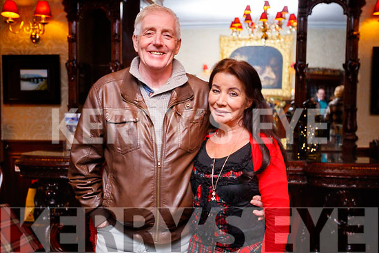 Eddie Flynn, Tralee who celebrated his birthday with Miriam Owens in the Grand Hotel, Tralee on Saturday night last.