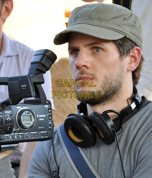 Ryan Piers Williams (Director)<br /> on the set of X/Y (2014) <br /> *Filmstill - Editorial Use Only*<br /> CAP/FB<br /> Image supplied by Capital Pictures