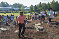 Pat Perez (USA) makes his way to 12 during 1st round of the 100th PGA Championship at Bellerive Country Cllub, St. Louis, Missouri. 8/9/2018.<br /> Picture: Golffile | Ken Murray<br /> <br /> All photo usage must carry mandatory copyright credit (© Golffile | Ken Murray)
