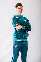 Swansea City FC kit photo shoot at the Liberty Stadium, Wales, UK. Wednesday 03 May 2017