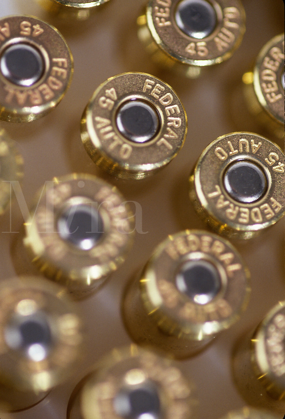 Cal. .45 rounds