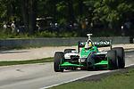 12 August 2007: Jan Heylen (BEL) at the Champ Car Generac Grand Prix at Road America, Elkahart Lake, WI.