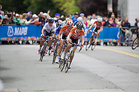 the Dutch ladies leading the way<br /> <br /> Elite Women Road Race<br /> UCI Road World Championships Richmond 2015 / USA
