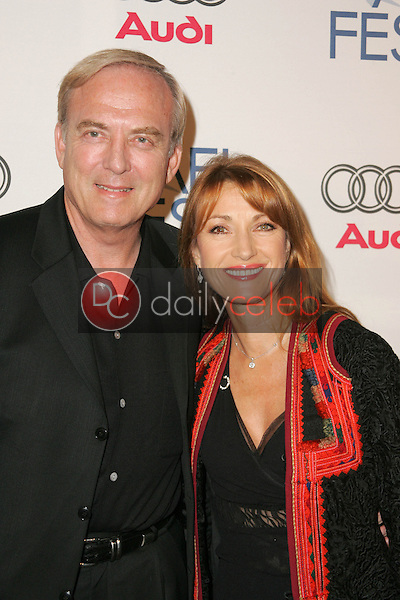 James Keach and Jane Seymour<br /> at the premiere of &quot;Walk The Line&quot; on the opening night of AFI Fest 2005, Arclight Cinerama Dome, Hollywood, CA 11-03-05<br /> David Edwards/DailyCeleb.Com 818-249-4998