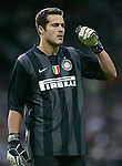 Inter Milan's Julio Cesar