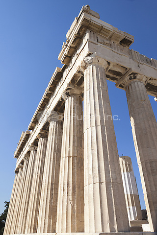 The Parthenon, at the Acropolis, Athens, Greece <br /> CAP/MEL<br /> &copy;MEL/Capital Pictures /MediaPunch ***NORTH AND SOUTH AMERICA ONLY***