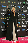 Carmen Machi attend the 2015 Goya Award Winners Photocall at Auditorium Hotel, Madrid,  Spain. February 08, 2015.(ALTERPHOTOS/)Carlos Dafonte)