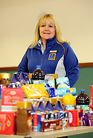 Sarah Pudsey, Aldi Store Manager