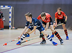 ROTTERDAM  - NK Zaalhockey  finale . hdm JB1-Schaerweijde JB1 (3-5)  . Schaerweijde  Nederlands Kampioen -16.     COPYRIGHT KOEN SUYK