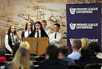 Pictured: Pentrehafod School presentation Wednesday 25 November 2015<br />