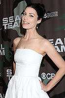 """LOS ANGELES - FEB 25:  Jessica Pare at the """"Seal Team"""" Screening at the ArcLight Hollywood on February 25, 2020 in Los Angeles, CA"""