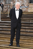 "Richard Curtis<br /> arriving for the world premiere of ""Our Planet"" at the Natural History Museum, London<br /> <br /> ©Ash Knotek  D3491  04/04/2019"