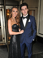 Lucy Kane and Jack Rowan at the Rainbows Celebrity Charity Ball, The Dorchester Hotel, Park Lane, London, England, UK, on Friday 01 June 2018.<br /> CAP/CAN<br /> &copy;CAN/Capital Pictures