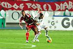 Cali- América derrotó 1 gol por 0 a Cortuluá, en el partido correspondiente a la décima jornada del Torneo Clausura 2014, desarrollado el 15 de septiembre en el estadio Pascual Guerrero.