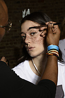 Zadig &amp; Voltaire 12/02/2018<br /> Model : Maeva Nikita Gianar<br /> Backstage, New York Fashion Week FW18 <br /> New York Fashion Week,  New York, USA in February 2018.<br /> CAP/GOL<br /> &copy;GOL/Capital Pictures<br /> Zadig &amp; Voltaire 12/02/2018<br /> Model : Maeva Nikita Gianar<br /> Backstage, New York Fashion Week FW18 <br /> <br /> New York Fashion Week,  New York, USA in February 2018.<br /> CAP/GOL<br /> &copy;GOL/Capital Pictures /MediaPunch ***NORTH AND SOUTH AMERICAS ONLY***