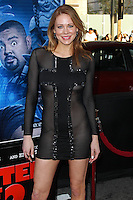 """LOS ANGELES, CA, USA - APRIL 16: Actress Maitland Ward arrives at the Los Angeles Premiere Of Open Road Films' """"A Haunted House 2"""" held at Regal Cinemas L.A. Live on April 16, 2014 in Los Angeles, California, United States. (Photo by Xavier Collin/Celebrity Monitor)"""