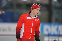 SPEED SKATING: STAVANGER: Sørmarka Arena, 31-01-2016, ISU World Cup, 1000m Men Division B, Havard Bøkko (NOR), ©photo Martin de Jong