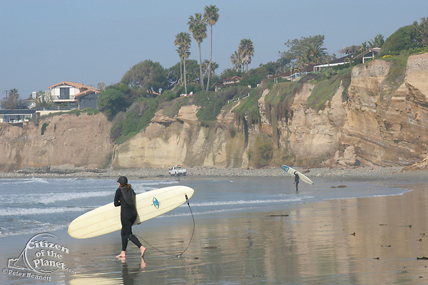 Tourmaline Surfing Park, Pacific Beach, San Diego, California (SD)