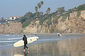 Tourmaline Surfing Park, Pacific Beach, San Diego, California (SD)