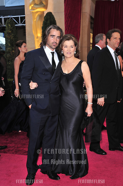 Colin Farrell at the 80th Annual Academy Awards at the Kodak Theatre, Hollywood, CA..February 24, 2008 Los Angeles, CA.Picture: Paul Smith / Featureflash