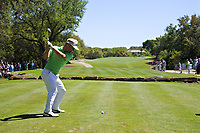 Soren Kjeldsen (DEN) on the 10th during the 5th round at the WGC Dell Technologies Matchplay championship, Austin Country Club, Austin, Texas, USA. 25/03/2017.<br /> Picture: Golffile | Fran Caffrey<br /> <br /> <br /> All photo usage must carry mandatory copyright credit (&copy; Golffile | Fran Caffrey)