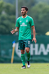07.07.2019, Parkstadion, Zell am Ziller, AUT, TL Werder Bremen Zell am Ziller / Zillertal Tag 03 - FSP Blitzturnier<br /> <br /> im Bild<br /> Nuri Sahin (Werder Bremen #17), <br /> <br /> im ersten Spiel des Blitzturniers SV Werder Bremen vs WSG Swarowski Tirol, <br /> <br /> Foto © nordphoto / Ewert