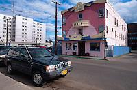 USA, Alaska, Hotel Fairbanks in Fairbanks
