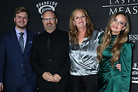 LOS ANGELES - JAN 16:  Todd Robinson and Family at the The Last Full Measure Premiere - Arrivals at the ArcLight Hollywood on January 16, 2020 in Los Angeles, CA