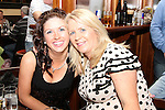 Christine Rogers and Lisa Whearty in the Thatch...(Photo credit should read Jenny Matthews www.newsfile.ie)....This Picture has been sent you under the conditions enclosed by:.Newsfile Ltd..The Studio,.Millmount Abbey,.Drogheda,.Co Meath..Ireland..Tel: +353(0)41-9871240.Fax: +353(0)41-9871260.GSM: +353(0)86-2500958.email: pictures@newsfile.ie.www.newsfile.ie.