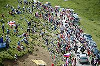 up and over the Port de Bal&egrave;s (HC/1755m/11.7km/7.7%)<br /> <br /> 2014 Tour de France<br /> stage16: Carcassonne - Bagn&egrave;res-de-Luchon (237km)