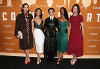 HOLLYWOOD, CA - DECEMBER 3: Christiane Paul, Nazanin Boniadi, Sara Serraiocco, Betty Gabriel, Olivia Williams, at the Season 2 premiere of Counterpart at The Arclight Hollywood in Hollywood, California on December 3, 2018. <br /> CAP/MPIFS<br /> &copy;MPIFS/Capital Pictures